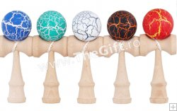 Kendama Cracks, joc de indemanare japonez
