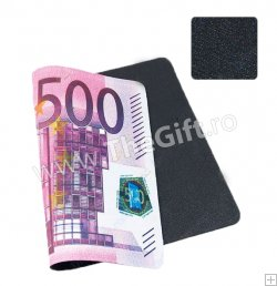 Mouse pad, design EURO