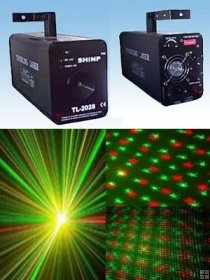 Laser profesional TL-228
