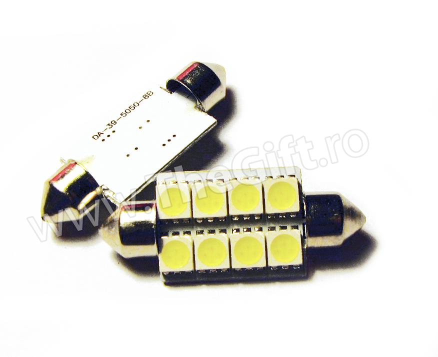 Set 2 led-uri plafoniera 8 SMD
