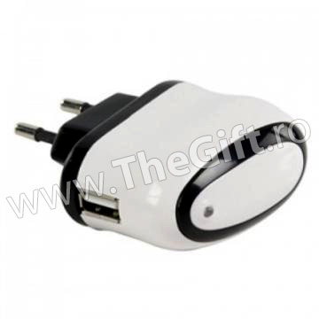 Incarcator USB la priza