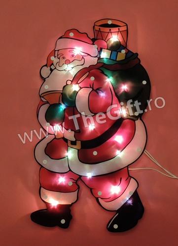 Ornament cu instalatie, modele de iarna