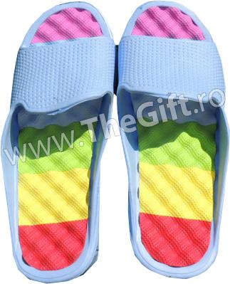 Papuci pentru masaj si relaxare