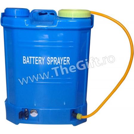 Pompa electrica pentru stropit, vermorel de 18 litri