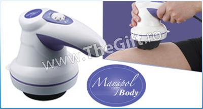Aparat de masaj anticelulitic, Relax Tone Manipol Body