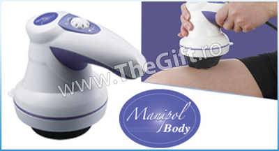 Relax & Tone Manipol Body - aparat masaj