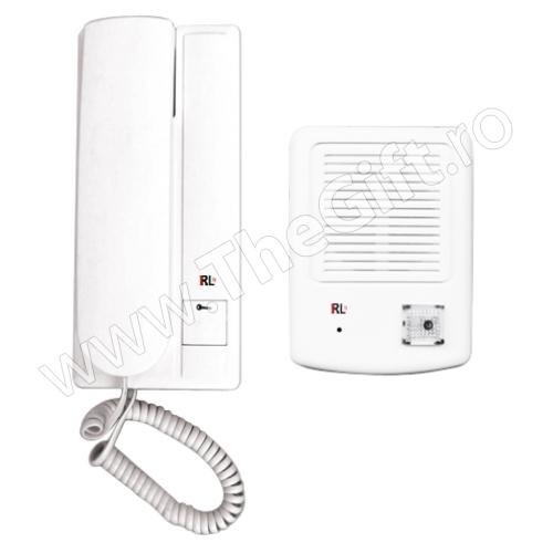 Set interfon audio RL-3208