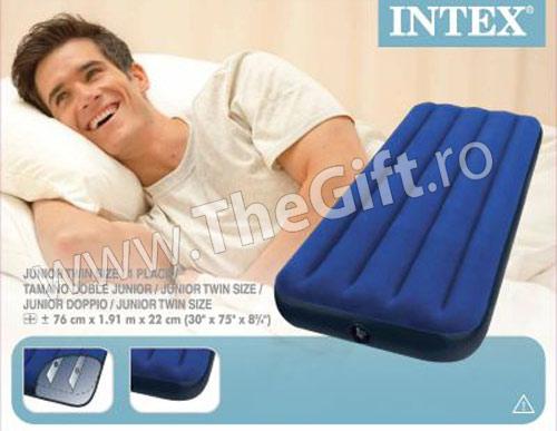 Saltea Intex gonflabila pentru 1 persoana