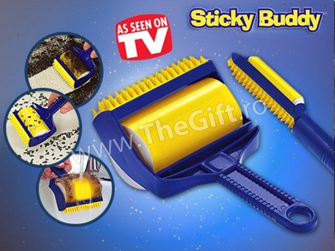Set de curatare Sticky Buddy, cu bonus