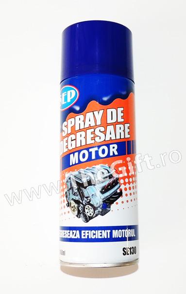 Spray pentru degresarea motorului