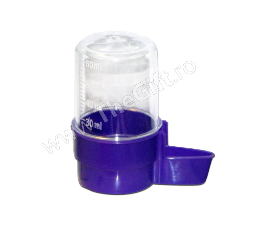 Adapatoare pentru pasari, 60 ml, cu gradatie