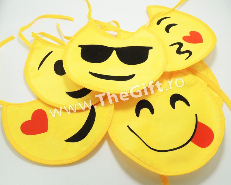 Bavetica, design Smiley Face