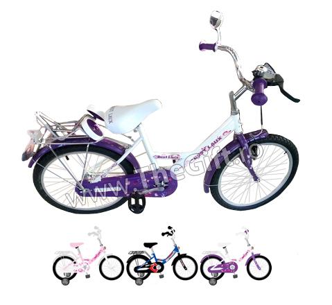 Bicicleta pentru fete 20