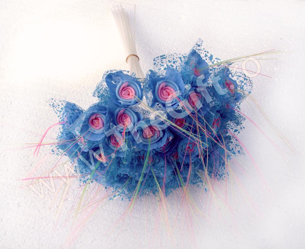 Buchet artificial de flori
