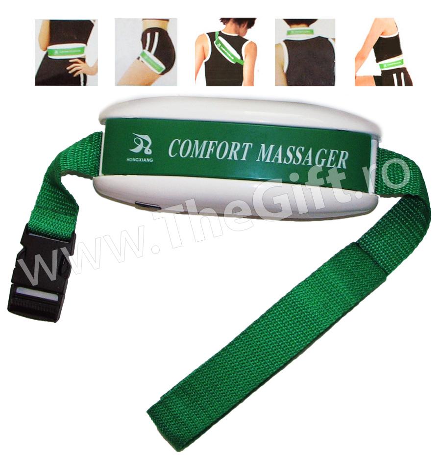 Comfort massager, aparat de masaj cu vibratii