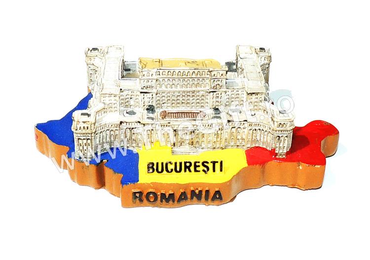 Suvenir Casa Poporului, Bucuresti, Romania