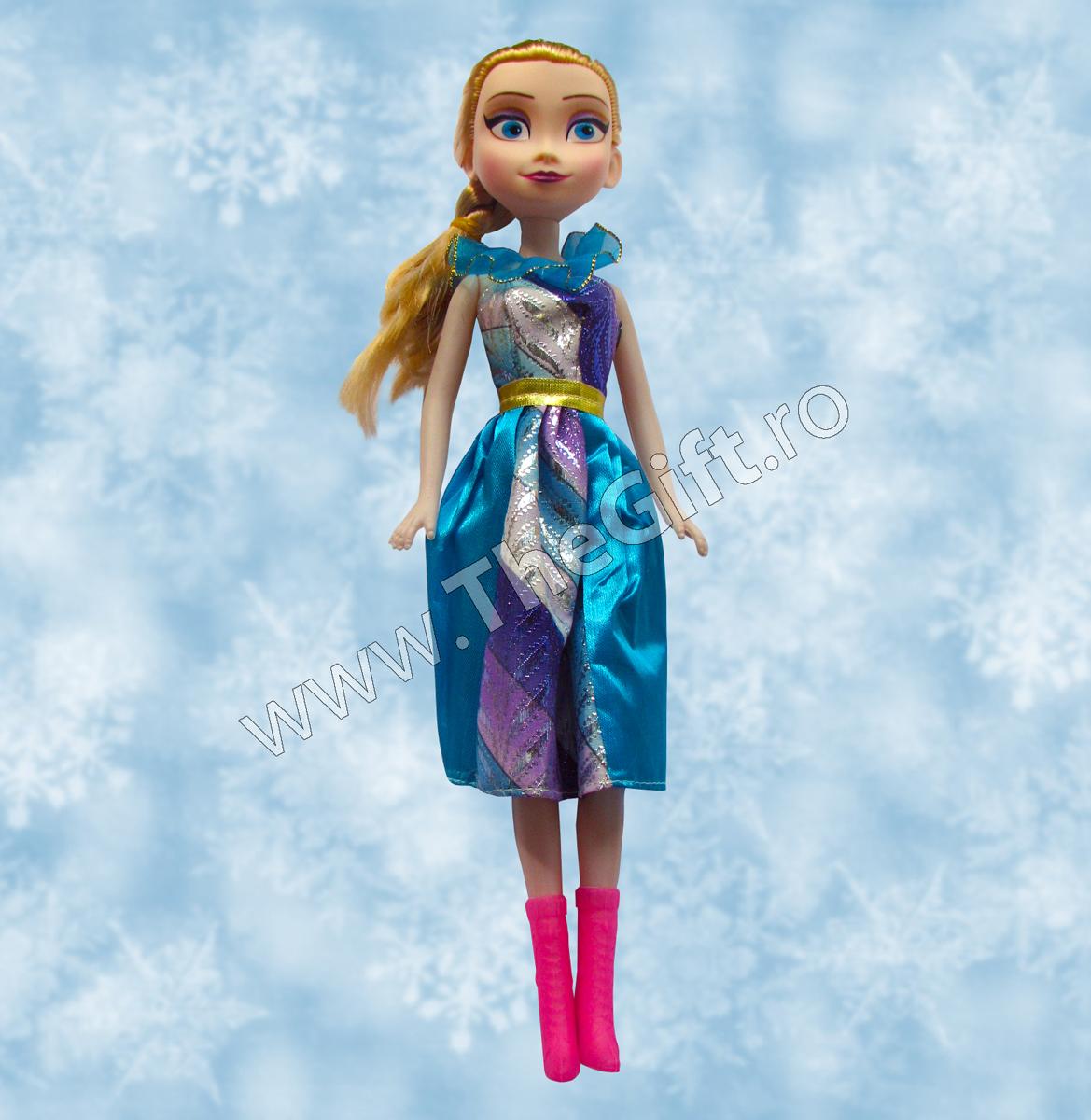 Papusa Elsa din Frozen