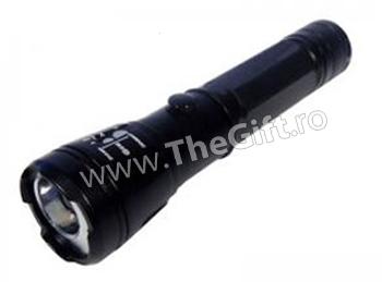 Lanterna Police 50 W, cu laser