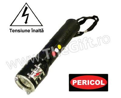 Lanterna cu electrosoc ZGJY 150.000 V