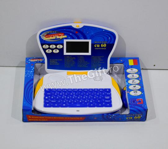 Laptop pentru copii, limba spaniola