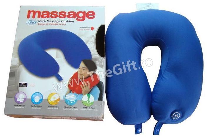 Perna pentru masajul gatului