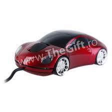 Mini mouse optic masinuta