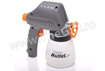 Paint Bullet Plus, dispozitiv de zugravit si vopsit