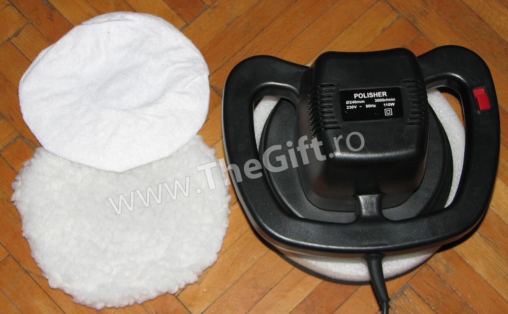 Aparat de lustruit caroserii auto (car polisher) S1P-240