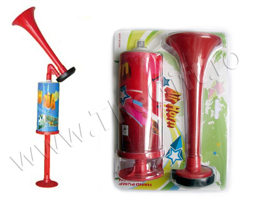 Goarna cu pompa pentru petrecere