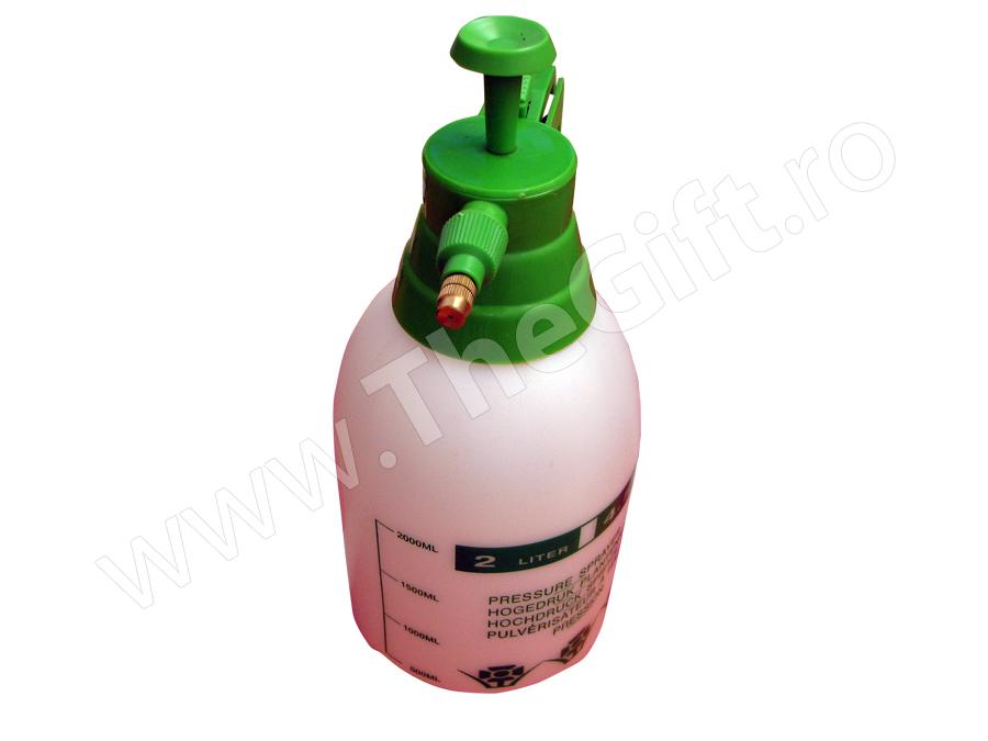Pompa manuala pentru stropit, 2 litri