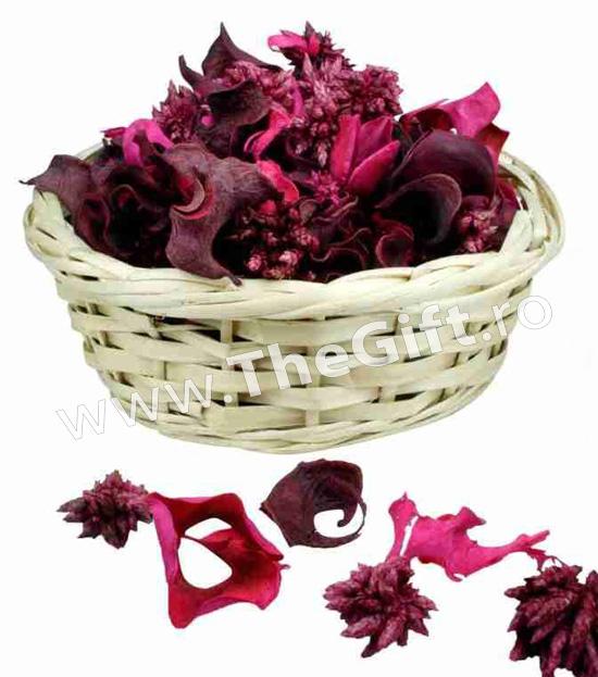Pachet potpourri, trandafiri sau iasomie