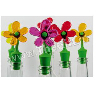 Set 2 dopuri in forma de flori