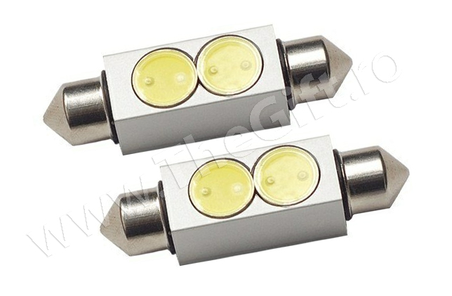 Becuri cu LED auto high power sofit 36 mm