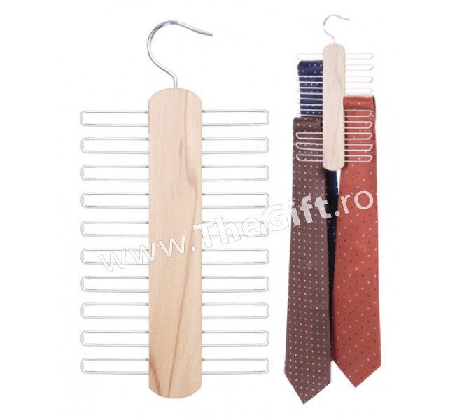 Suport pentru cravate, curele
