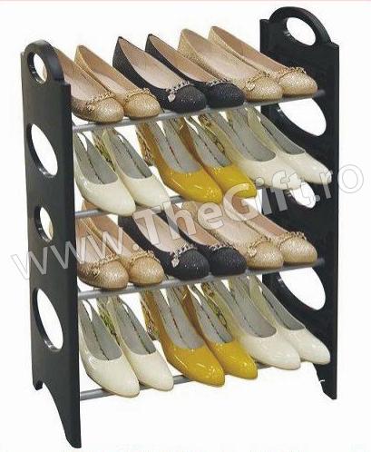 Suport pentru pantofi 12 perechi